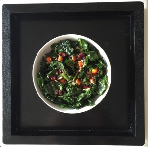 Try it on the Colorful Kale Salad!
